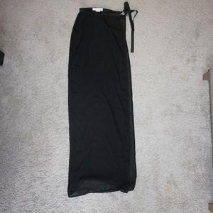 Meshki Swimsuit Tie Waist Coverup